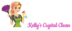 Kelly's Crystal Clean Logo
